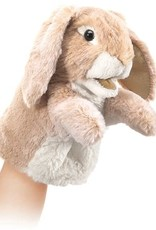 PUPPET LITTLE LOP RABBIT