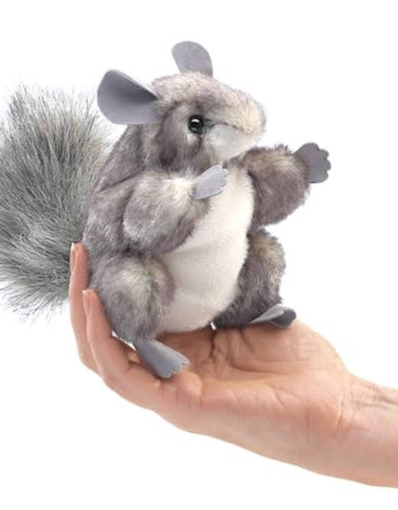 PUPPET MINI CHINCHILLA