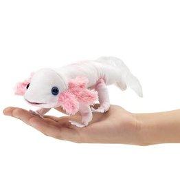 FOLKMANIS Axolotl Puppet