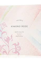 Kimono Rose Bath Salts