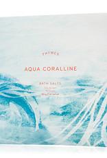 Aqua Coralline Bath Salts