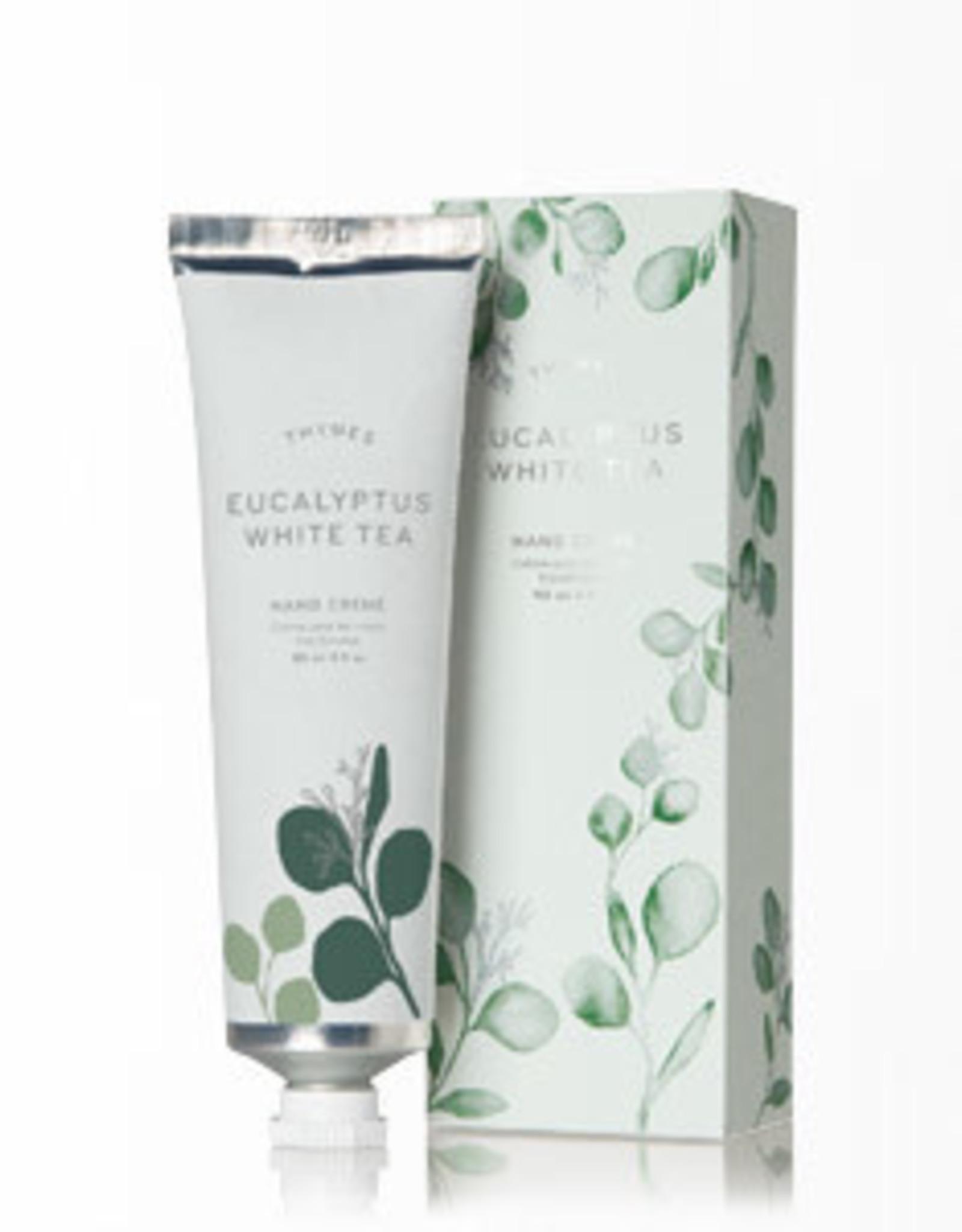 Eucalyptus White Tea Hand Cream