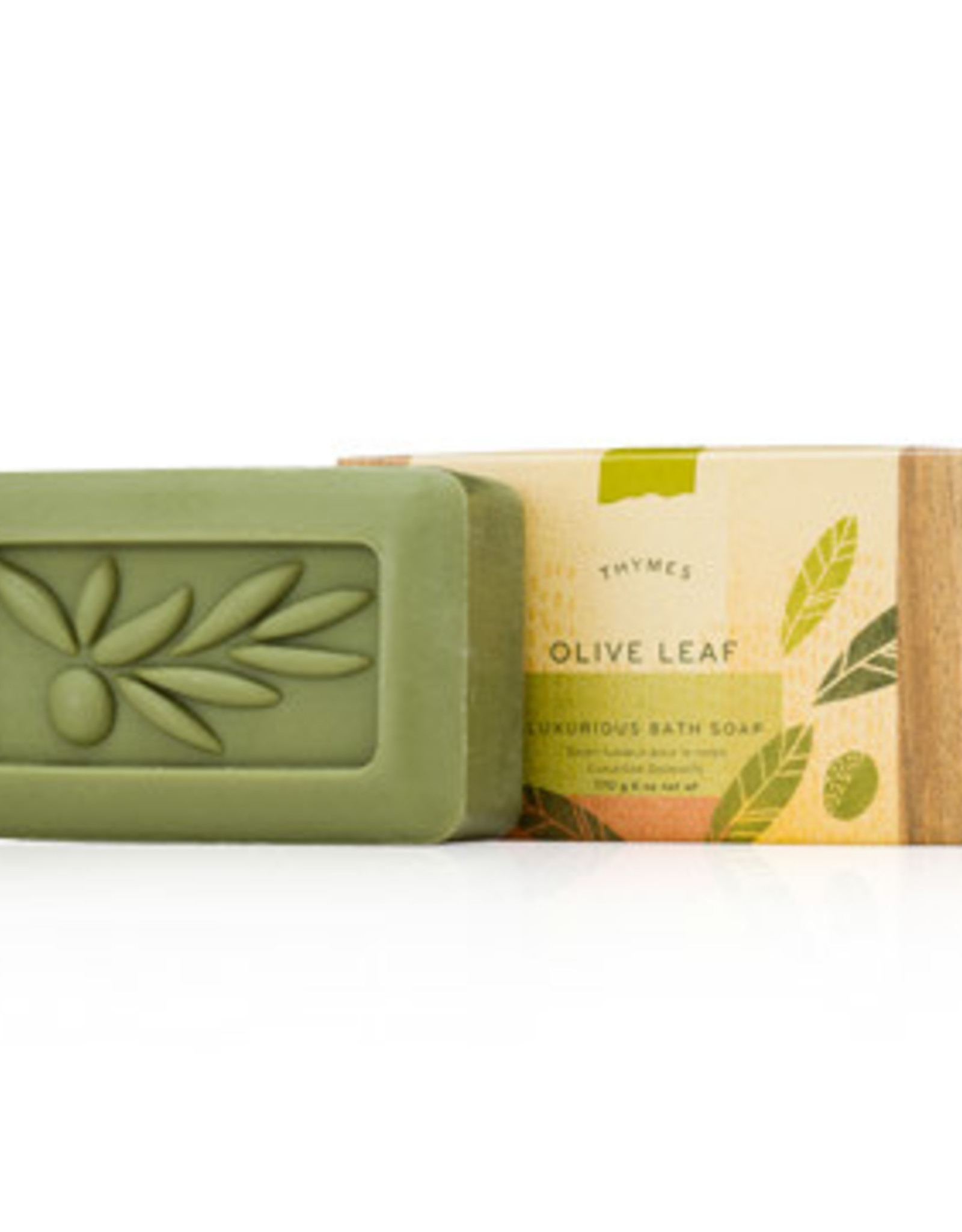 Olive Leaf Soap Bar