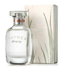 THYMES COLOGNE VETIVER ROSEWOOD