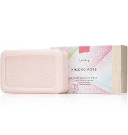 Kimono Rose Bar Soap