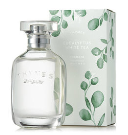 Eucalyptus White Tea Cologne