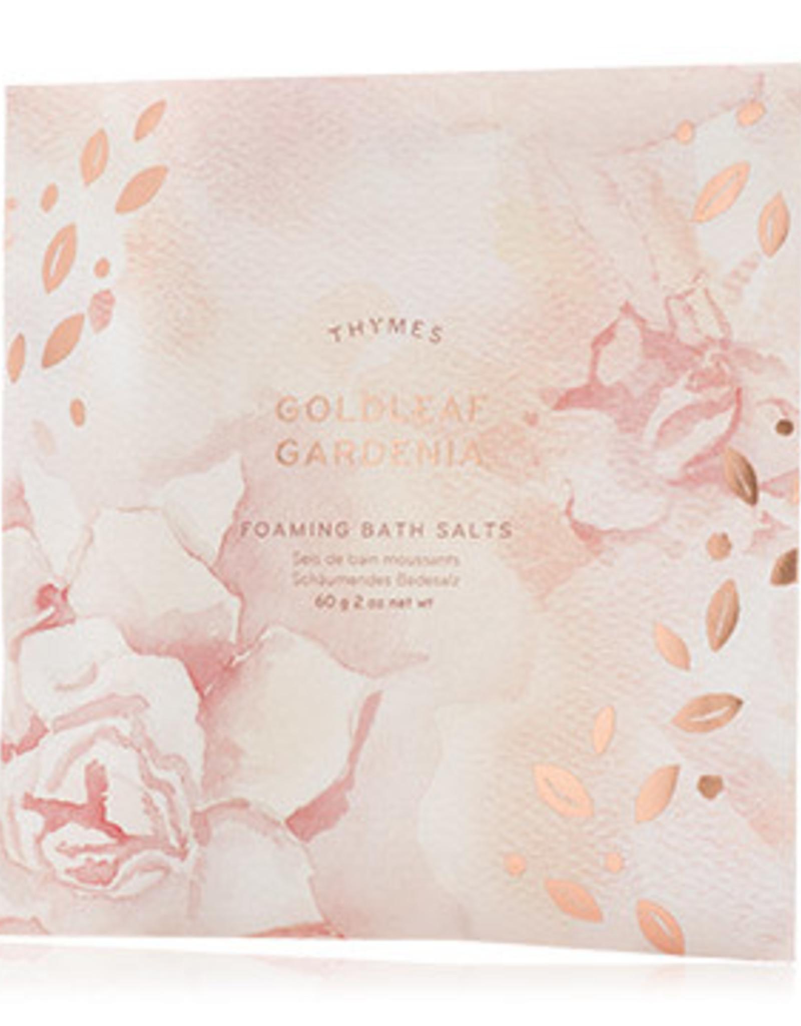 Goldleaf Gardenia Bath Salts