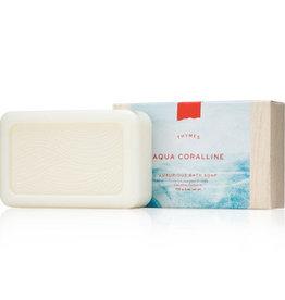 THYMES Aqua Coralline Soap Bar