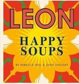 HACHETTE BOOK GROUP Leon Happy Soups