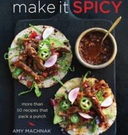SIMON & SCHUSTER Make It Spicy