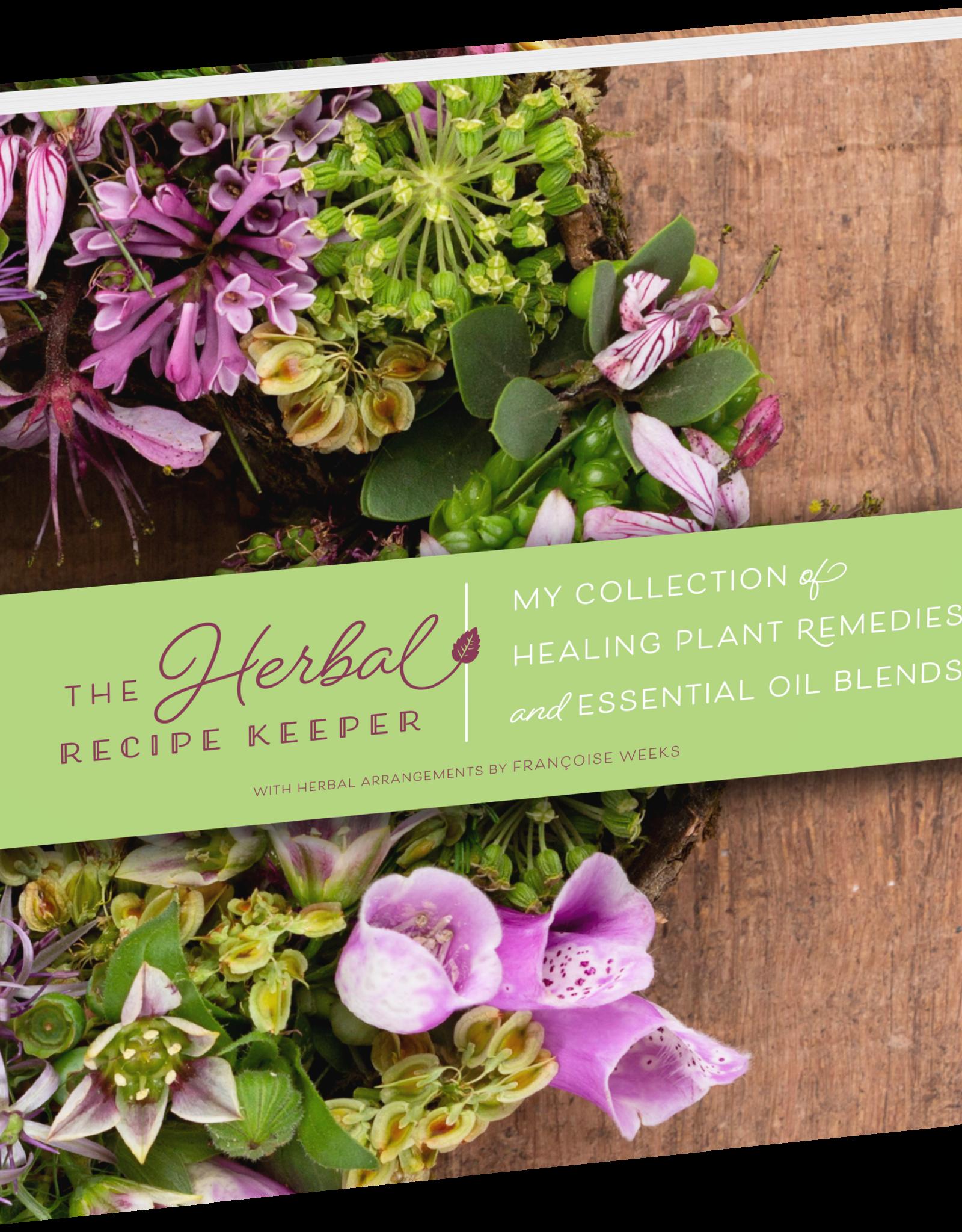 Herbal Recipe Keeper
