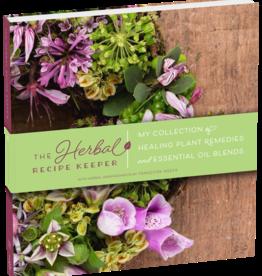 WORKMAN PUBLISHING COMPANY Herbal Recipe Keeper