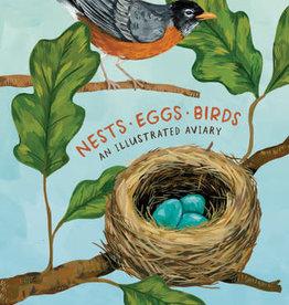 RANDOM HOUSE Nests, Eggs, Birds
