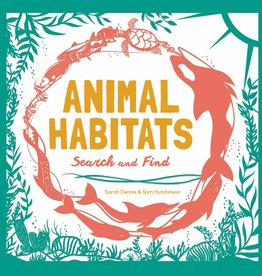 CHRONICLE BOOKS Animal Habitats