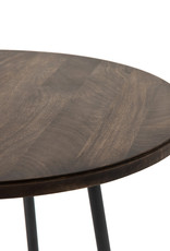 Counter Height Cafe Table