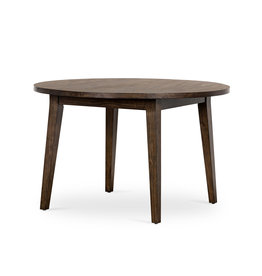 FOUR HANDS Round Wood Dining Table