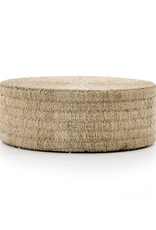 Woven Round Coffee Table
