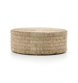 FOUR HANDS Woven Round Coffee Table