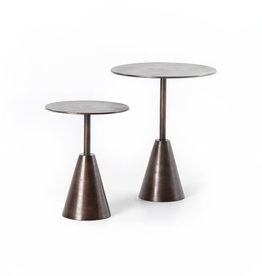 Metal Accent Table (Large)