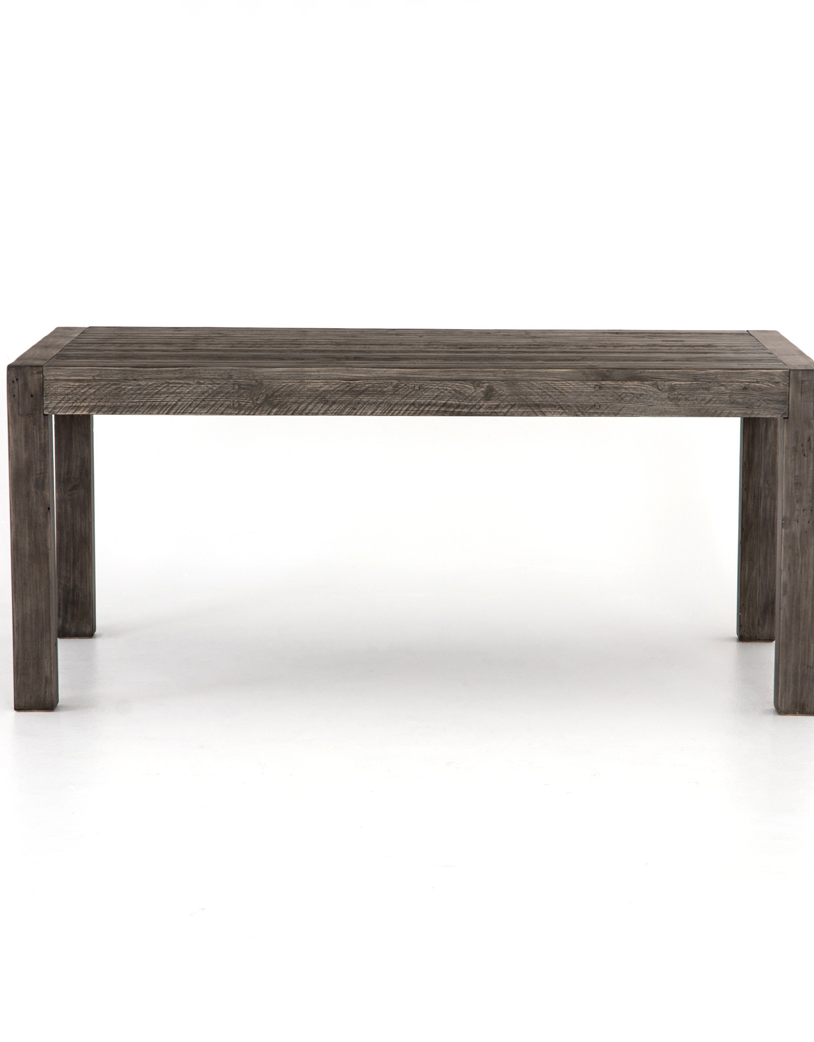 Greywash Rustic Dining Table