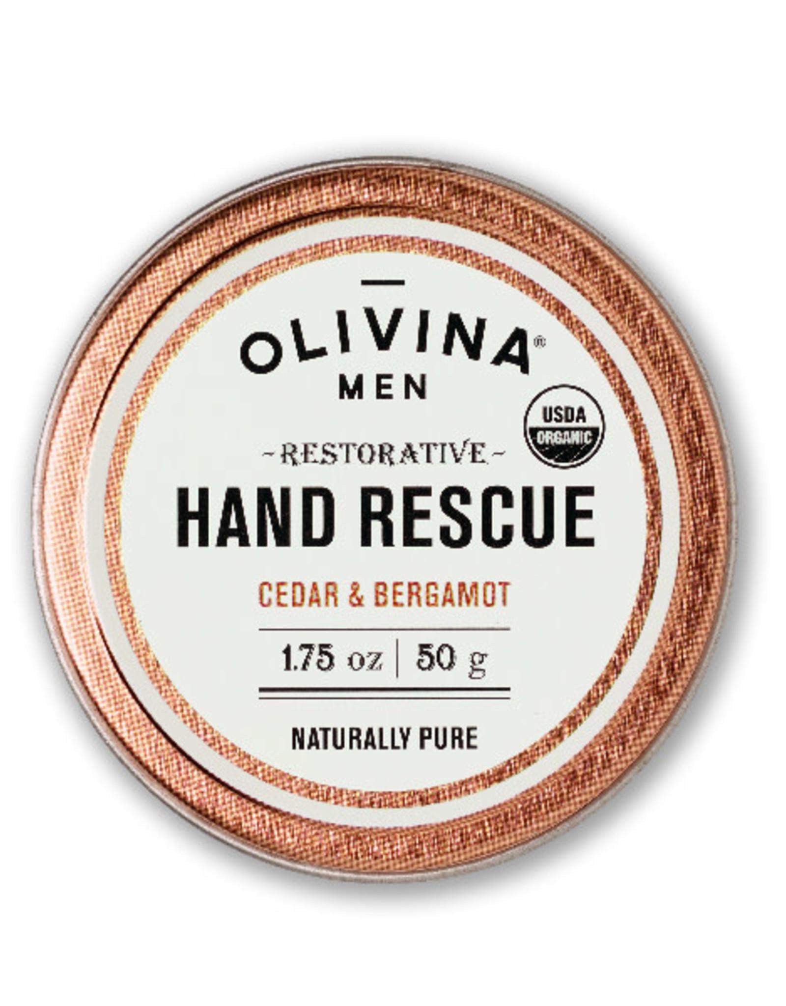 Cedar & Bergamot Hand Rescue