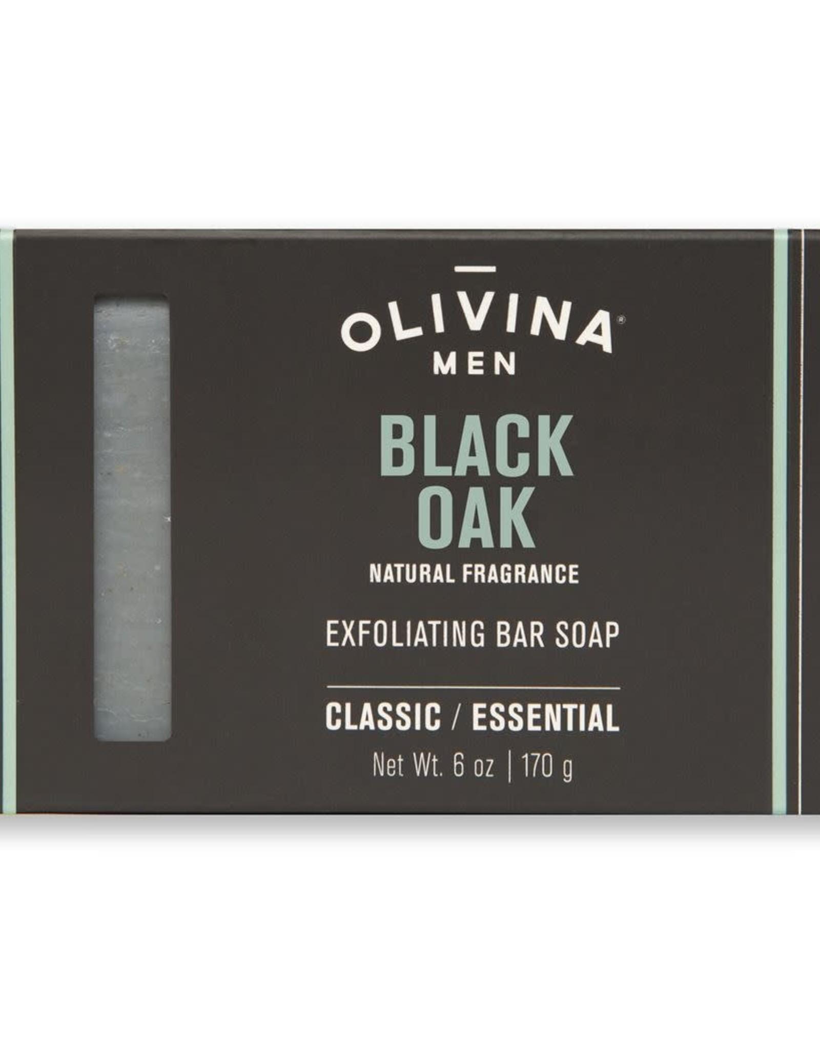 Black Oak Soap Bar