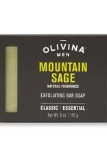 OLIVINA Mountain Sage Soap Bar