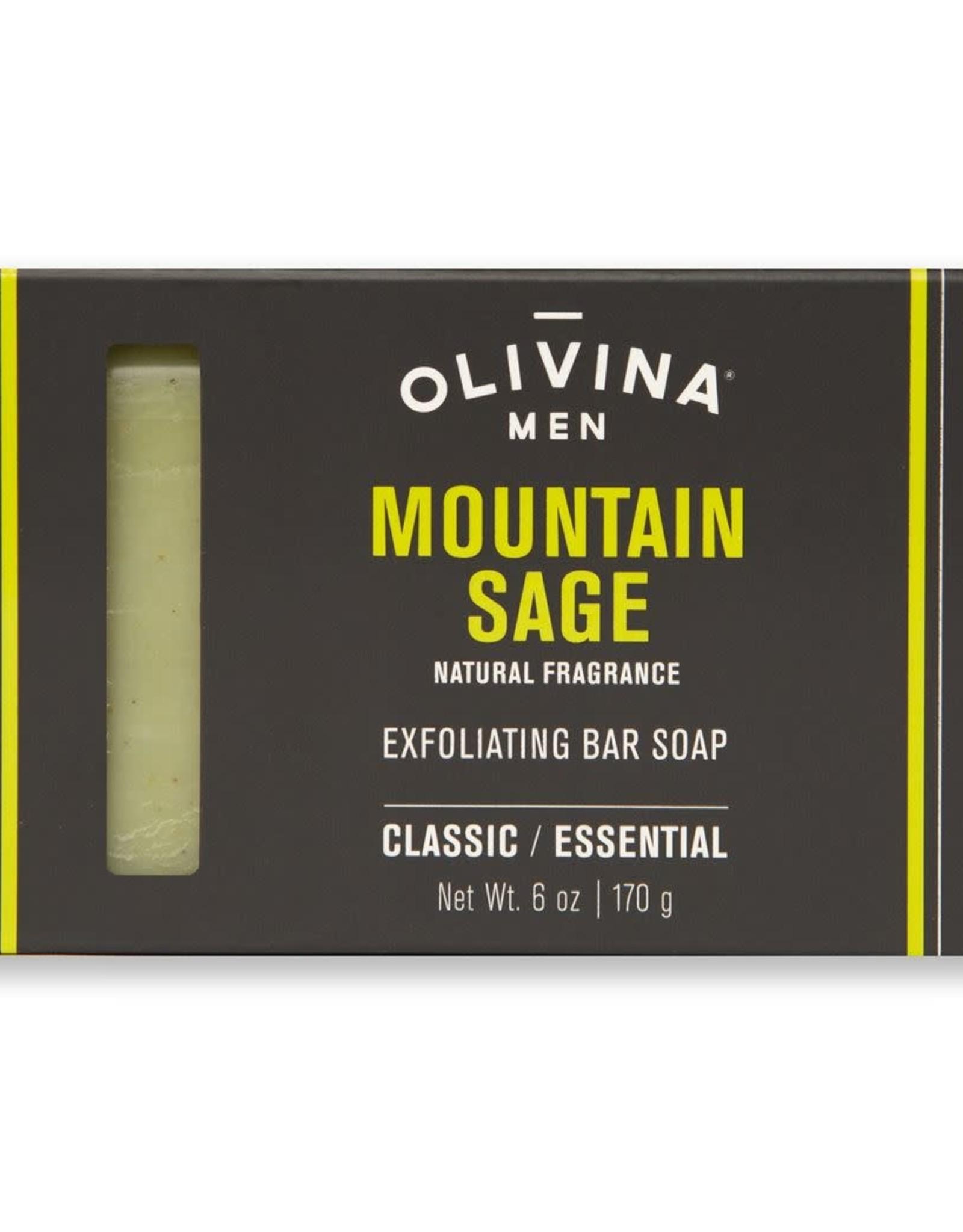 Mountain Sage Soap Bar