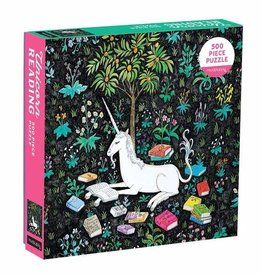 Reading Unicorn Puzzle