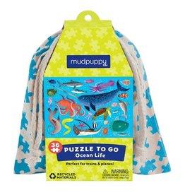 Ocean Life Puzzle to Go