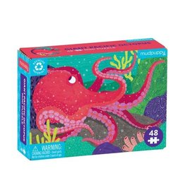 Giant Pacific Octopus Mini Puzzle