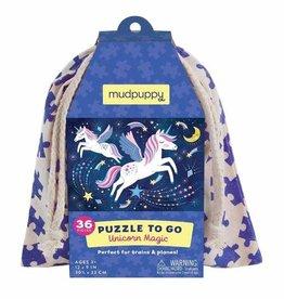 CHRONICLE Unicorn Magic Puzzle to Go
