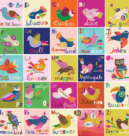 CHRONICLE A to Z Birds Puzzle