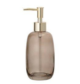 BLOOMINGVILLE Glass Soap Dispenser w/ Pump
