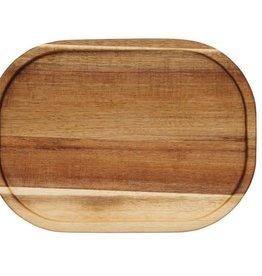 BLOOMINGVILLE Acacia Wood Platter