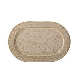 BLOOMINGVILLE Stoneware Platter