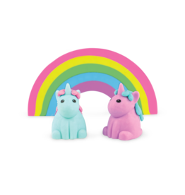 OOLY ERASERS SCENTED RAINBOW AND UNIQUE UNICORNS