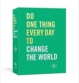 RANDOM HOUSE DO ONE THING EVERY DAY TO CHANGE THE WORLD