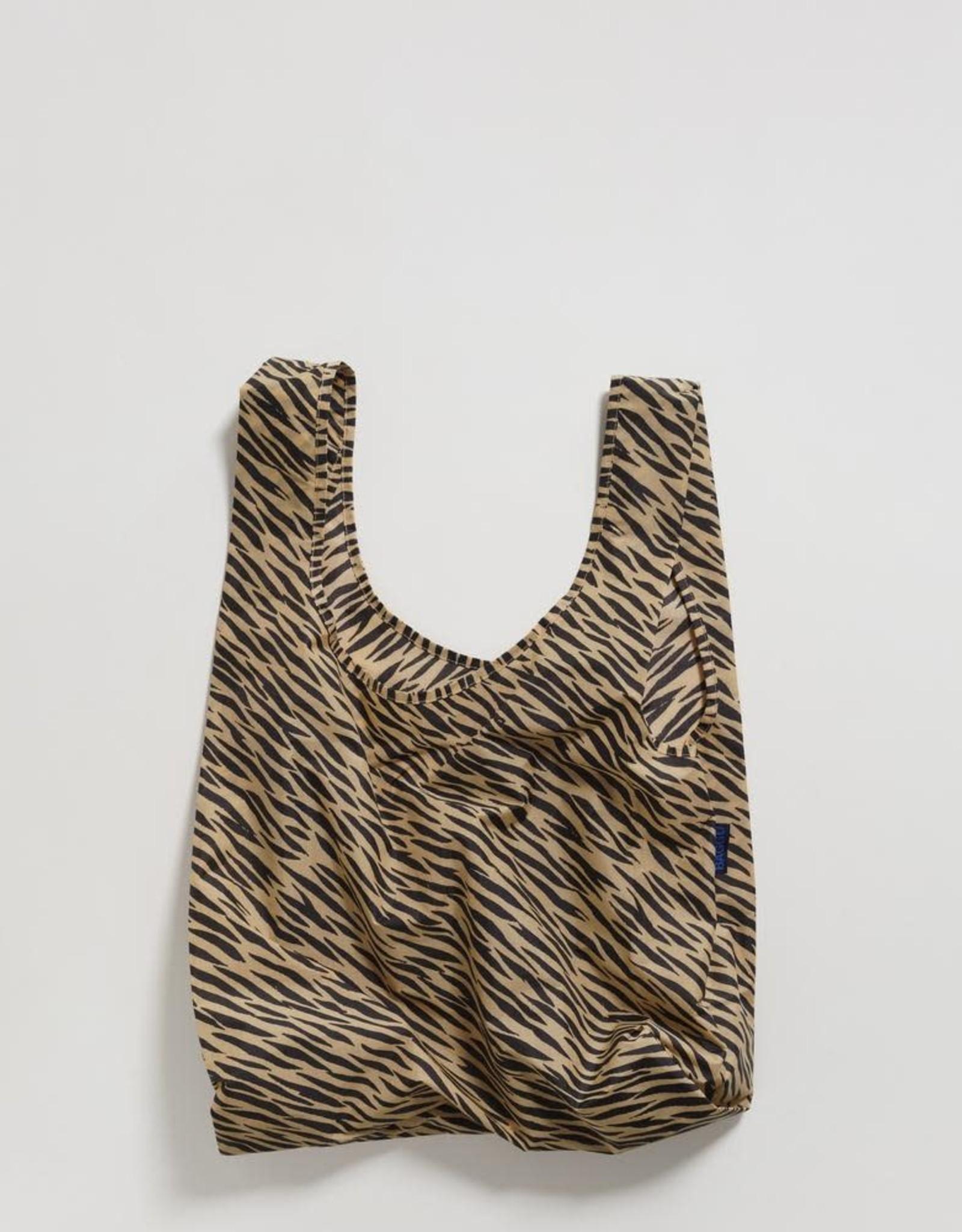 Tiger Stripe Reusable Shopping Bag