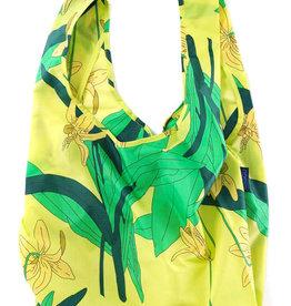 Yellow Lily Reusable Shopping Bag