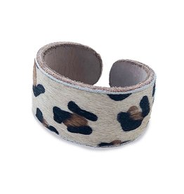Cheetah Cuff Bracelet