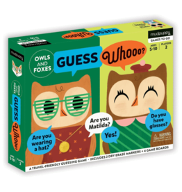 Guess Whoo Owls and Foxes Game