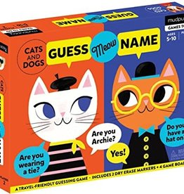Guess Meow Name Game