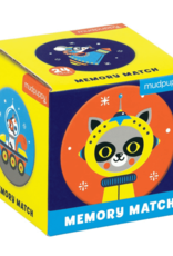 Memory Match Outer Space