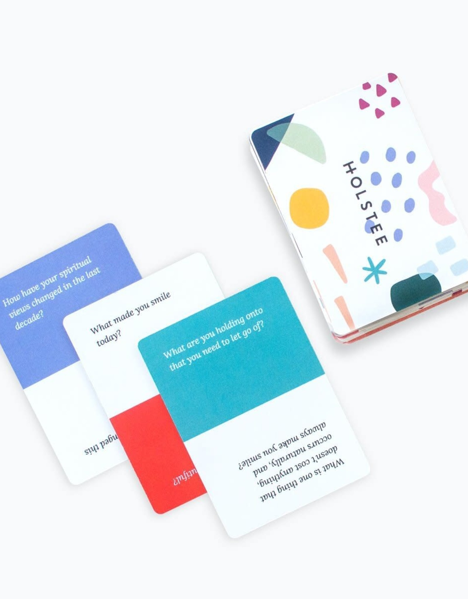 Holstee Reflection Cards