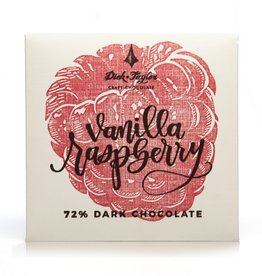 Vanilla Raspberry Chocolate Bar