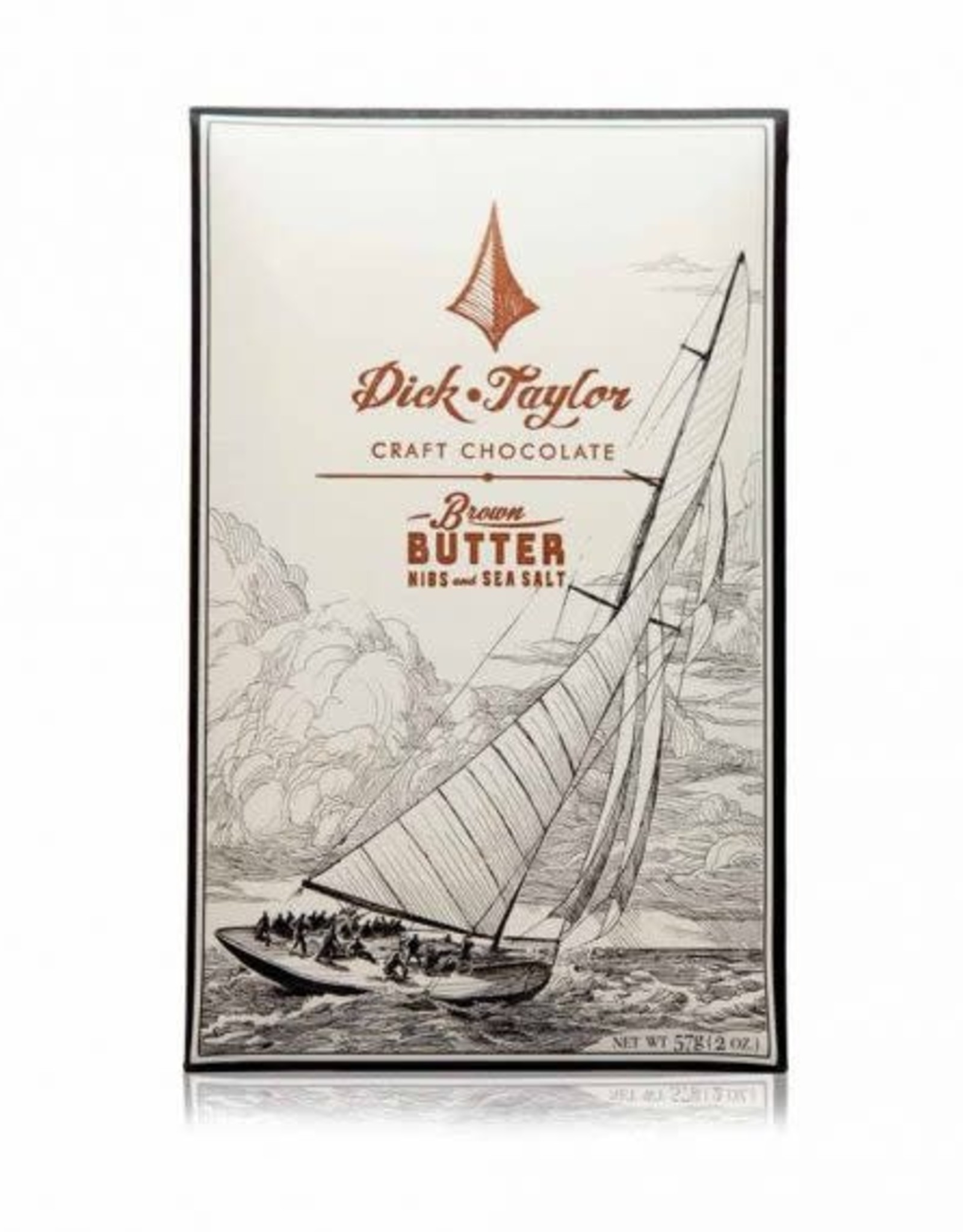 DICK TAYLOR CANDY CHOCOLATE BAR BROWN BUTTER