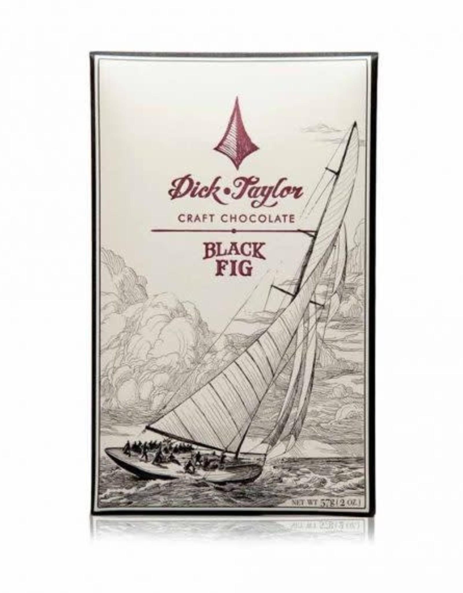 Black Fig Chocolate Bar