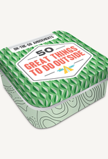 50 Great Things To Do Outisde