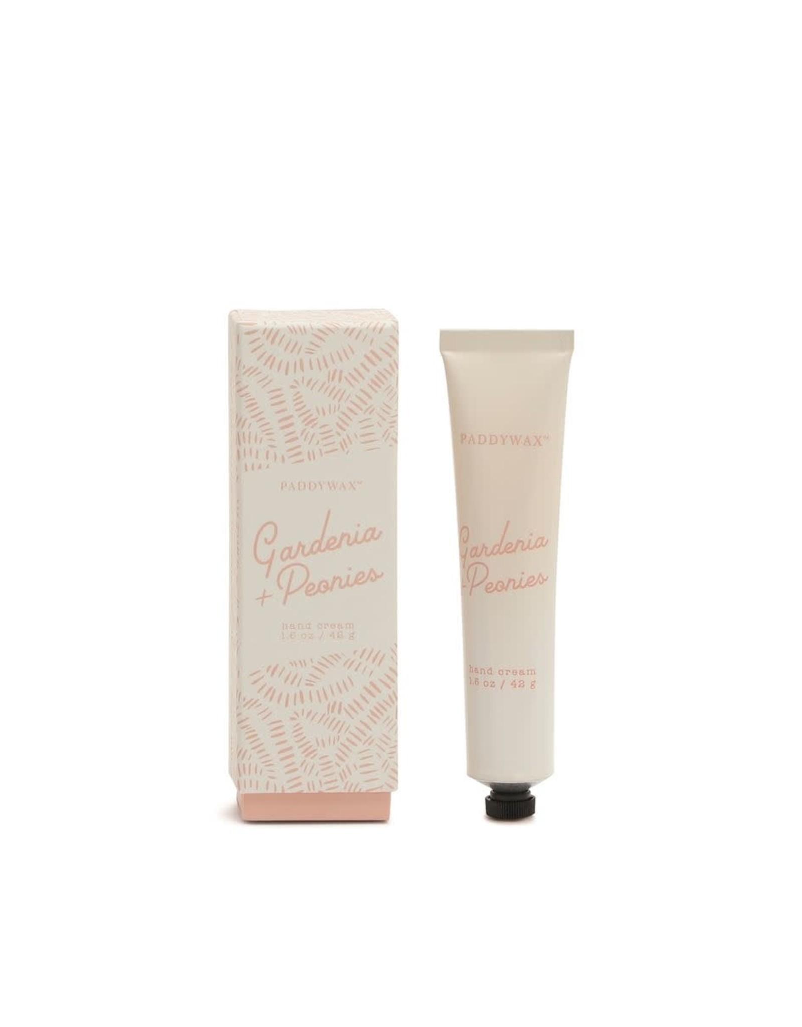 Hand Cream - Gardenia and Peonies